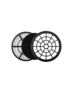 HEPA Media Filter Set for Bagless Upright