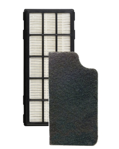 Symmetry S20UP HEPA Media & Charcoal Filter Set