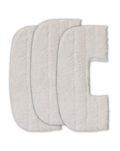 white polishing pads